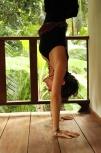 Pema Handstand